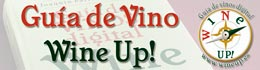 Wine Up Guía de Vino y destilado. Wine Up! Best spanish wines & spirits guide logo
