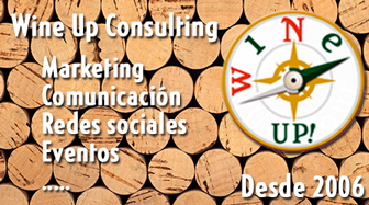 Wine Up Consulting, marketing y comunicación en vino desde 2006