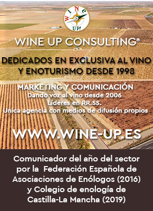 Wine Up Consulting, posicionando el vino desde 2006